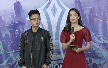 Lai Bâng nghẹn ngào nhận lỗi sau thất bại trong trận chung kết