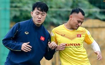 Xuân Trường cà khịa cầu thủ khoẻ nhất tuyển Việt Nam, thầy Park hỏi thăm tài năng trẻ