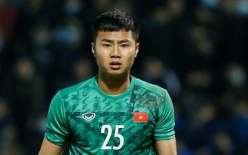 Thủ môn U22 cá cược với thầy Park: Không lên tuyển Việt Nam nếu thủng lưới 2 bàn