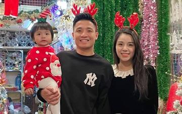 Hội cầu thủ trong đêm Noel: Người cô đơn, người quây quần bên gia đình đầy ấm áp
