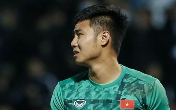 Tình huống lỗi khiến thủ môn U22 thua cược thầy Park, suýt hết cửa trở lại tuyển Việt Nam