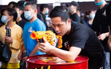 Dàn sao Esports Việt đổ bộ sự kiện Free Fire lớn nhất năm 2020