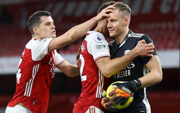 Arsenal chấm dứt chuỗi trận đáng xấu hổ bằng chiến thắng thuyết phục trước Chelsea ở derby London