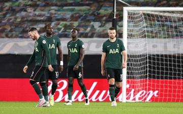 Tottenham nối dài chuỗi trận thất vọng dù dẫn trước từ sớm