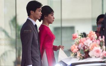 Cô dâu Viên Minh xuất hiện cùng chiếc nón lá, khởi hành về ra mắt họ nhà trai