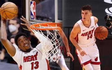 Double double kỳ lạ của Tyler Herro và Bam Adebayo giúp Miami Heat thắng trận đấu cuối cùng của 2020