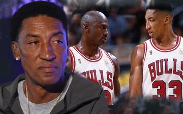 """Scottie Pippen vạch trần sự thật về """"The Last Dance"""", khẳng định: """"Michael Jordan tâng bốc bản thân thông qua bộ phim"""""""