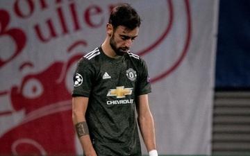 Man Utd bị loại khỏi Champions League