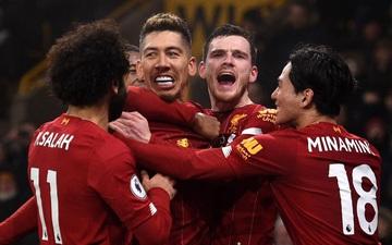 Dự đoán Premier League mùa 2019-2020 theo thuật toán FIFA: Liverpool sẽ vô địch với số điểm kỷ lục