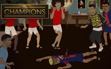 Hoạt hình vui: Truy tìm kẻ sát hại Neymar trong bữa tiệc toàn sao và cái kết khiến tất cả ngã ngửa