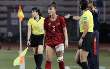 Đứt dây chằng 2 tháng trước, tuyển thủ nữ Việt Nam vẫn chưa được phẫu thuật