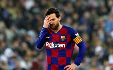 Messi và đồng đội lật mặt nhanh như bánh tráng, mới hôm trước cam kết giảm lương nay đã từ chối lời đề nghị của CLB