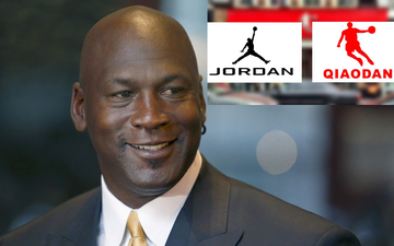 Sau 8 năm kiện tụng, Michael Jordan cũng đã giành phần thắng trước hãng sản xuất thể thao Trung Quốc