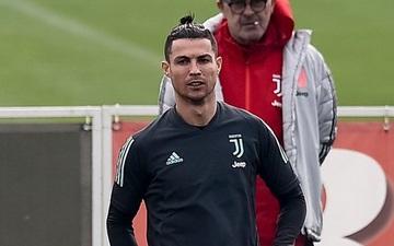 """Ronaldo chính thức được minh oan vụ trốn đi """"tập chui"""""""
