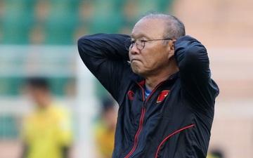 """Những động thái của FIFA và AFC khiến HLV Park Hang-seo lo lắng vì phải """"ngồi chơi"""" quá lâu"""