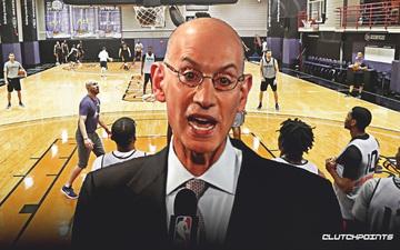NBA cho phép một số đội bóng mở lại trung tâm tập luyện kể từ đầu tháng 5