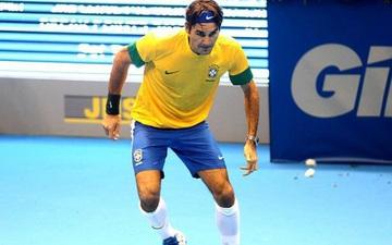 Huyền thoại Federer được gạ gẫm chuyển sang chơi bóng đá: Fan ngạc nhiên nhưng cuối cùng nhận ra sự thật bất ngờ