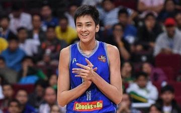 """""""Tài năng tuổi teen"""" của bóng rổ Philippines chính thức bỏ qua cấp đại học để đến với NBA G-League"""