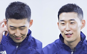 """Son Heung-min tạo địa chấn và cái đầu mới của anh là điểm nhấn: Fan """"cuốn"""" đến mức... quên luôn hình ảnh lãng tử trước đó"""