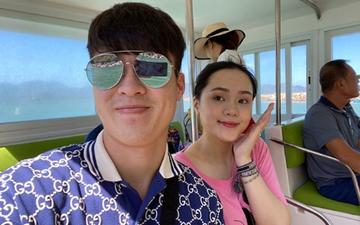 """Nhiều ngày sau tin đồn căng thẳng với Quỳnh Anh, Duy Mạnh lên tiếng: """"Sau những chuyện vui buồn, cảm thấy càng yêu thương vợ béo hơn"""""""