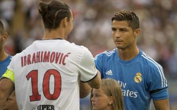 4 ngôi sao bóng đá từng tỏ ý khinh thường Ronaldo