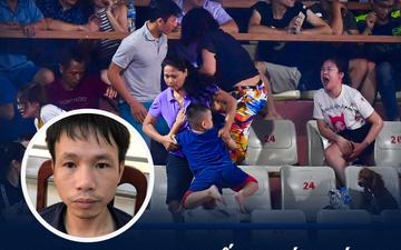CĐV Nam Định bị phạt tù 4 năm sau vụ bắn pháo hiệu khiến fan nữ thương nặng ở sân Hàng Đẫy