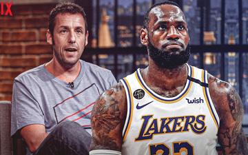 LeBron James hợp tác với danh hài Hollywood để sản xuất bộ phim cho riêng mình