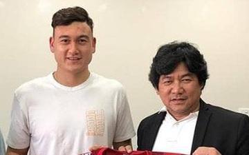 """Quá đau lòng khi mất liên tiếp 2 trụ cột, giám đốc Muangthong United """"bẻ lái"""" 180 độ: Khẳng định không bán Văn Lâm"""
