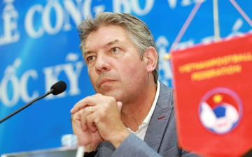 VFF - Giám đốc kỹ thuật Jürgen Gede sẽ kết thúc hợp đồng với LĐBĐVN vào tháng 6/2020