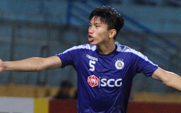 Hà Nội FC chỉ còn một trung vệ lành lặn, HLV Chu Đình Nghiêm vẫn chưa nghĩ đến phương án Văn Hậu