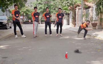 Team Flash trở về tuổi thơ với trò ném lon, ra mắt MV ý nghĩa trong ngày Quốc tế Thiếu nhi