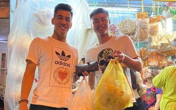 Thủ môn U23 Việt Nam có chuyên nghiệp khi đi ăn tối với đối phương ngay trước trận thua thảm nhất sự nghiệp?