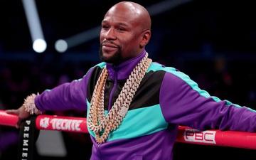 Ngỡ ngàng trước cái tên được Floyd Mayweather chọn là võ sĩ MMA hay nhất thế giới