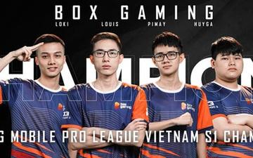 Tin vui cho NHM PUBG Mobile: Giải đấu lớn nhất thế giới trở lại với thể thức online, BOX Gaming tranh tài cùng những đội tuyển hàng đầu châu Á