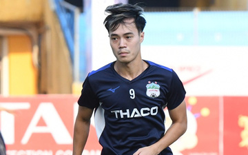 Cả hàng công của đội tuyển Quốc gia chỉ ghi được một bàn, HLV Park Hang-seo biết trông cậy vào ai?