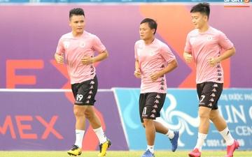 """Đội hình Hà Nội FC thủng lỗ chỗ vì 5 thương binh và một người bị """"xáo trộn tinh thần"""""""