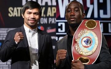 """Huyền thoại Manny Pacquiao khẳng định đang """"thương thảo nghiêm túc"""" cùng Terence Crawford, có thể thượng đài ngay trong năm nay"""