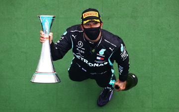 """Đua xe F1 chặng Hungarian GP: """"Viên ngọc đen"""" Hamilton san bằng kỷ lục với huyền thoại Michael Schumacher"""