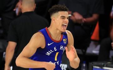 """Càng gặp khó chơi càng hay, Denver Nuggets """"giữ chân"""" Los Angeles Clippers thêm một trận đấu"""