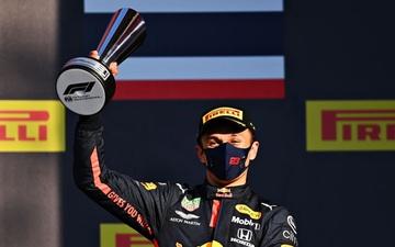 Tay đua Thái Lan tạo nên cột mốc lịch sử trên đường đua F1