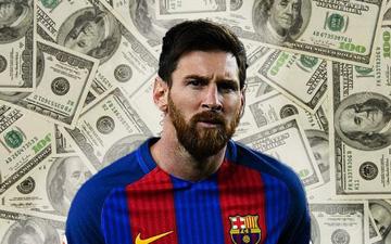 Trở thành tỉ phú USD thứ hai của làng bóng đá trong năm 2020, Messi đã làm điều này như thế nào?