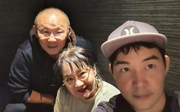 Con trai HLV Park Hang-seo bày tỏ nỗi nhớ bố khi ngày sinh nhật đã cận kề