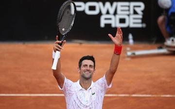 Chỉ còn đúng 1 chiến thắng nữa, Djokovic chính thức vượt kỷ lục vô địch của Nadal