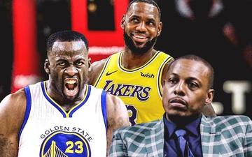 """Bị """"cà khịa"""" quá sợ hãi LeBron James, Draymond Green đáp trả cực gắt khiến tiền bối NBA phải ngậm đắng nuốt cay"""