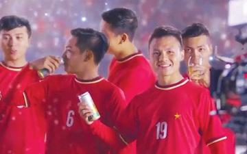 Những lần tuyển thủ Việt Nam gặp vạ với quảng cáo: Tiền đâu chưa thấy, rắc rối đã vội bủa vây