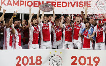 Bán 4 cầu thủ lãi 230 triệu euro, Ajax thành công trong việc mài dũa những viên ngọc thô trở thành những ngôi sao hàng đầu thế giới