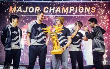 Team Secret Dota 2 nối dài thành tích ấn tượng với chức vô địch thứ 7 liên tiếp trong năm 2020