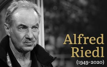 Cựu HLV trưởng đội tuyển Việt Nam, ông Alfred Riedl qua đời