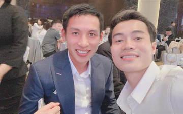 """Nhận lời chúc mừng sinh nhật, """"ông chủ"""" Hùng Dũng tiện thể mời khéo Văn Toàn về đầu quân cho Hà Nội FC"""
