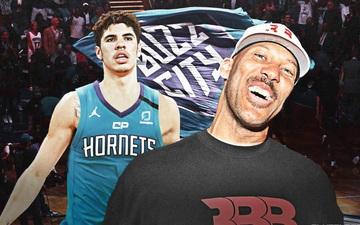 """Viết nên lịch sử NBA ở tuổi 19, LaMelo Ball khiến cha tự hào: """"Con tôi là ngôi sao từ trong trứng"""""""